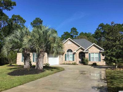 29579 Single Family Home For Sale: 4371 Winged Foot Ct.