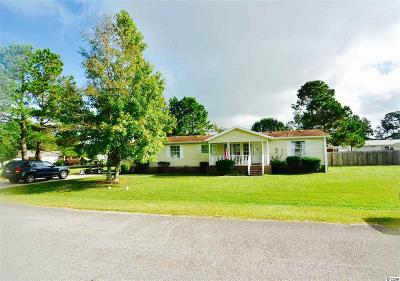 Little River Single Family Home Active-Pend. Cntgt. On Financi: 3260 Lyndon Dr