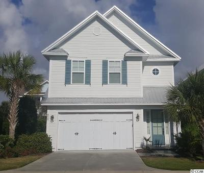 North Myrtle Beach Single Family Home Active-Pend. Cntgt. On Financi: 4808 Cantor Court