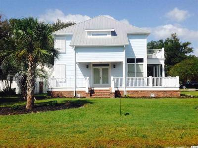 Surfside Beach Single Family Home For Sale: 210 S Myrtle Drive