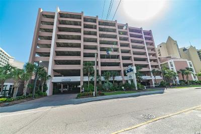 29577 Condo/Townhouse For Sale: 7200 N Ocean Blvd #652