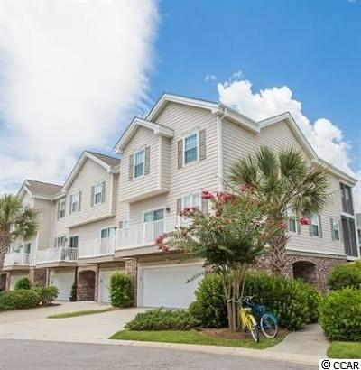 North Myrtle Beach Condo/Townhouse For Sale: 601 Hillside Dr North #1301 #1301