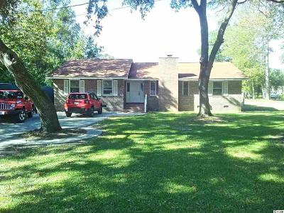 Little River Single Family Home For Sale: 1629 Edgewood Drive