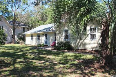 Pawleys Island Single Family Home For Sale: 32 Forest Loop