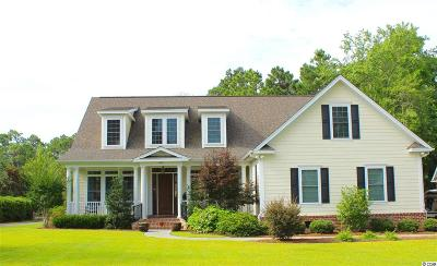 Pawleys Island Single Family Home For Sale: 460 Reserve Dr.