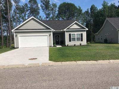 Loris SC Single Family Home For Sale: $149,999