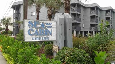 North Myrtle Beach SC Condo/Townhouse For Sale: $180,900