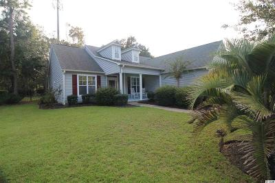 Pawleys Island Single Family Home Active-Pend. Cntgt. On Financi: 47 Calvert Ct