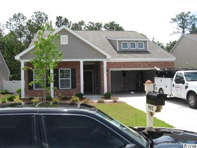 Myrtle Beach SC Single Family Home For Sale: $305,000