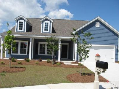 Myrtle Beach SC Single Family Home For Sale: $337,000