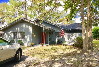 Myrtle Beach SC Single Family Home For Sale: $342,900