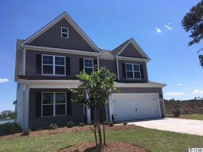 Myrtle Beach SC Single Family Home Active-Pend. Cntgt. On Financi: $375,000