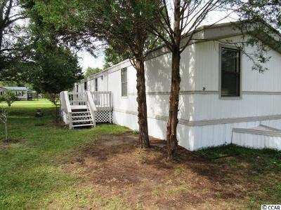 Murrells Inlet Single Family Home For Sale: 29 Crooked Island Circle