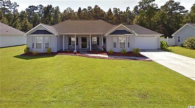 29588 Single Family Home For Sale: 1160 Jumper Trl. Circle