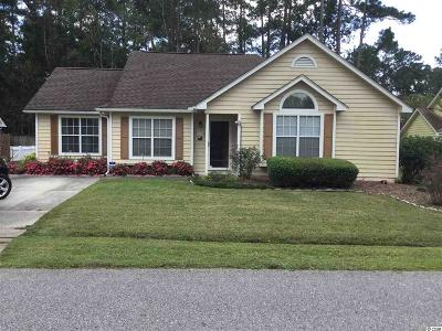 Little River Single Family Home For Sale: 170 Gateway Dr
