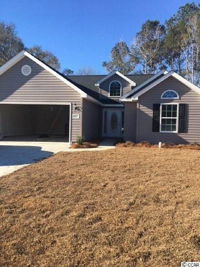 Conway Single Family Home Active-Pend. Cntgt. On Financi: 417 Cheticamp Court