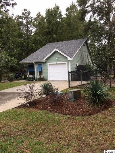 Pawleys Island Single Family Home For Sale: 41 St. Croix Lane