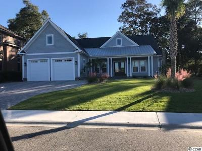 North Myrtle Beach Single Family Home For Sale: 1234 Trisail Lane