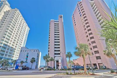 29577 Condo/Townhouse For Sale: 2500 N Ocean Blvd #1601