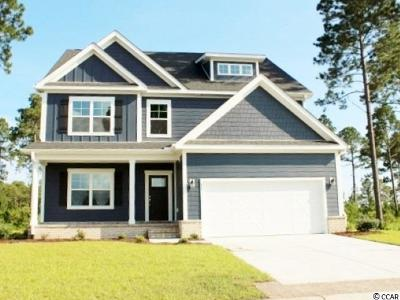 Myrtle Beach SC Single Family Home For Sale: $464,900