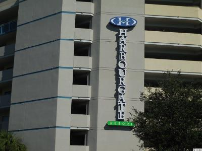 North Myrtle Beach SC Condo/Townhouse For Sale: $89,900