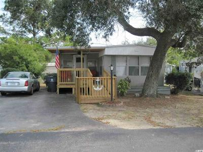 Murrells Inlet Single Family Home For Sale: 8 Burr Circle