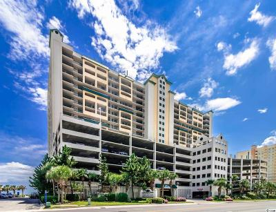 North Myrtle Beach SC Condo/Townhouse For Sale: $321,500