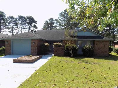 Conway Single Family Home For Sale: 118 Laurelwood Lane