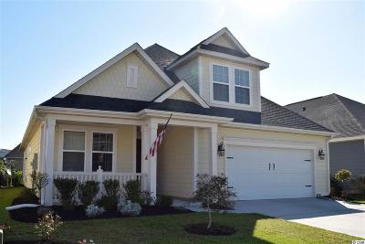 Myrtle Beach Single Family Home For Sale: 2117 Heritage Loop