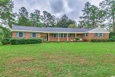Loris SC Single Family Home For Sale: $229,999