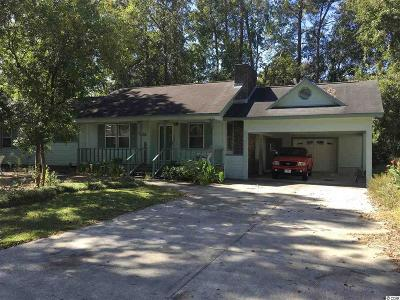 29588 Single Family Home For Sale: 12 Cheyenne Road