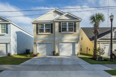 Myrtle Beach SC Single Family Home For Sale: $210,000