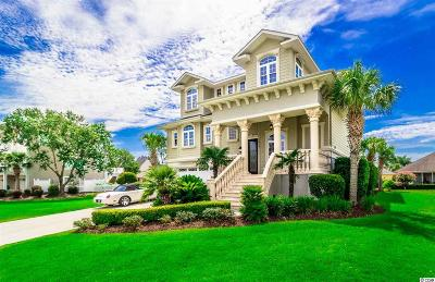 North Myrtle Beach Single Family Home For Sale: 1604 Waterway Drive