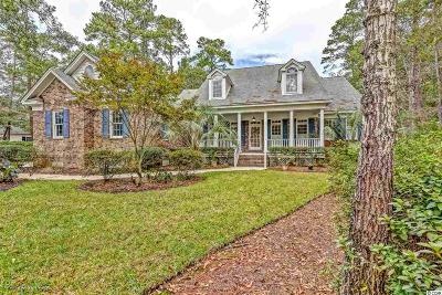 Murrells Inlet Single Family Home For Sale: 4704 Harness Lane