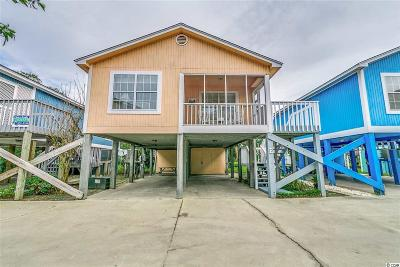 Garden City Beach Single Family Home For Sale: 120 Sunset Square