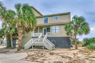 Garden City Beach Single Family Home For Sale: 2153 S Waccamaw Drive