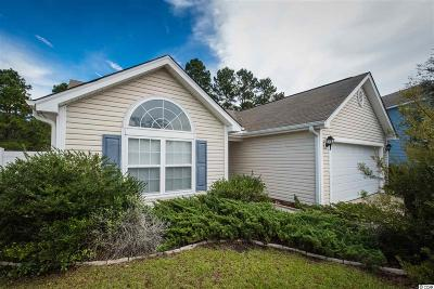 Myrtle Beach SC Single Family Home For Sale: $176,900