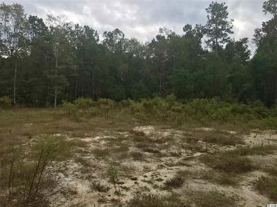 Horry County Residential Lots & Land For Sale: Tbd Vereen Rd