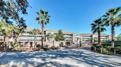 North Myrtle Beach Condo/Townhouse For Sale: 806 Conway Ave #114