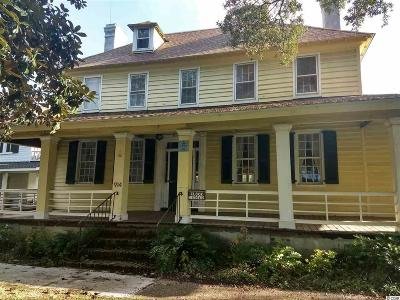 Georgetown Single Family Home Active-Pending Sale - Cash Ter: 914 Highmarket Street