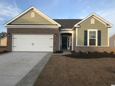 Myrtle Beach SC Single Family Home Active-Pend. Cntgt. On Financi: $274,208