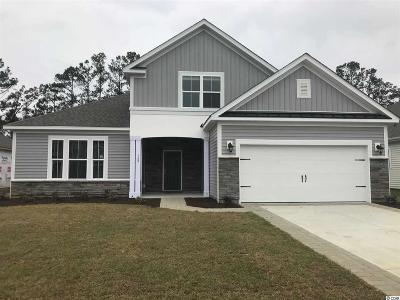 Myrtle Beach SC Single Family Home Active-Pend. Cntgt. On Financi: $321,860