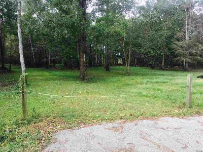 Conway SC Residential Lots & Land For Sale: $29,900