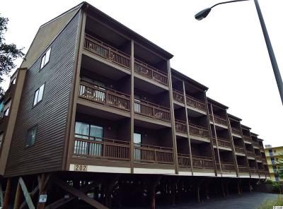 Myrtle Beach SC Condo/Townhouse For Sale: $119,900