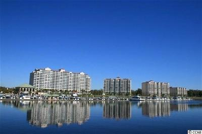 North Myrtle Beach Condo/Townhouse For Sale: 2151 Bridgeview Ct #1-101
