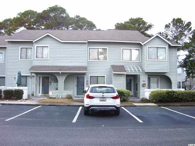 North Myrtle Beach Condo/Townhouse For Sale: 20 Shadow Moss Place #20