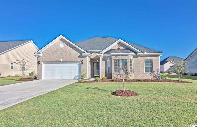 Murrells Inlet Single Family Home For Sale: 644 Harbor Bay Drive