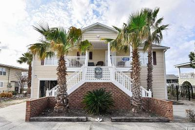 Garden City Beach Single Family Home For Sale: 1852 Dolphin St.