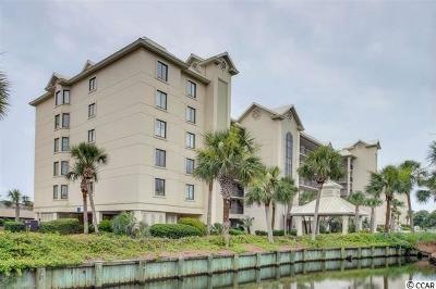 Pawleys Island Condo/Townhouse For Sale: 709 Retreat Beach #D2F