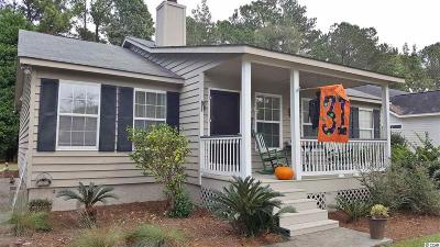 Murrells Inlet Single Family Home Active-Pend. Cntgt. On Financi: 9626 Kings Grant Drive